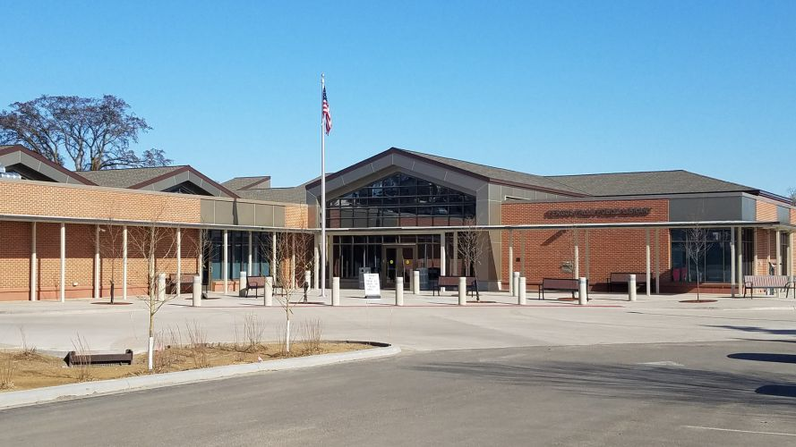Fergus Falls Library Expansion