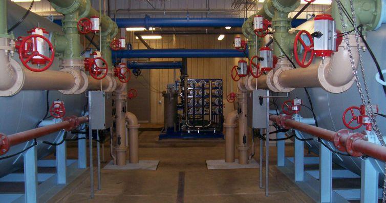 North Prairie Water District Improvements