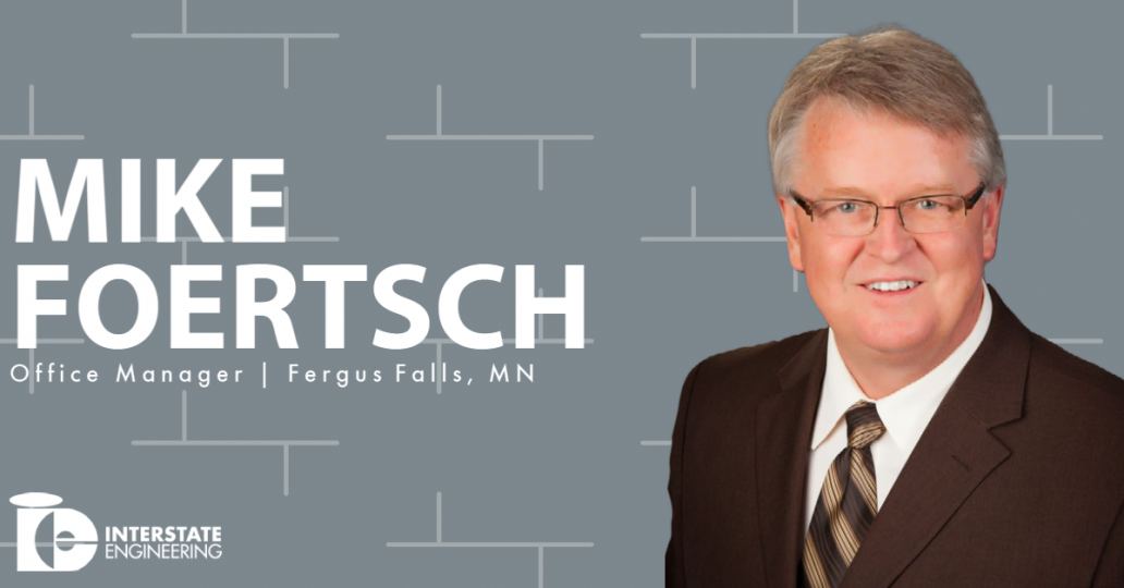 Mike Foertsch Promoted