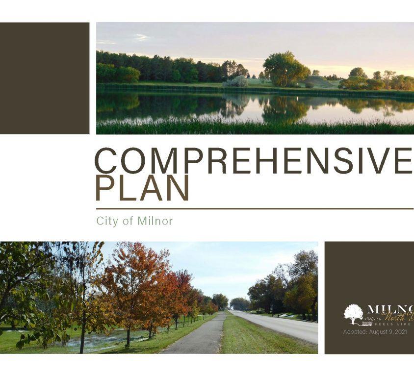 Milnor Comprehensive Plan